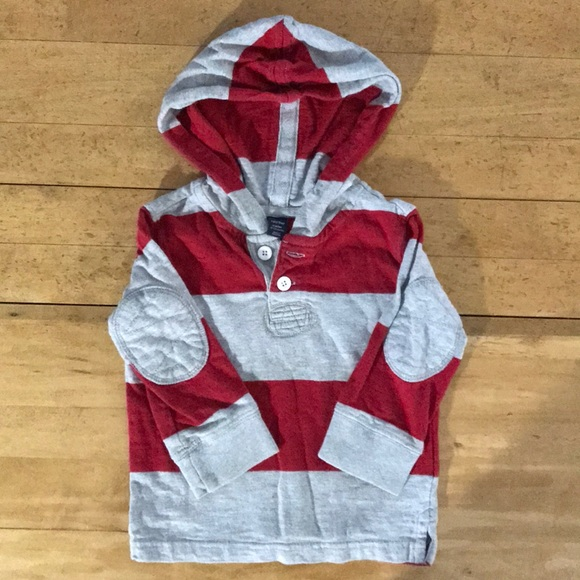 GAP Other - LIKE NEW BabyGAP Rugby Hoodie